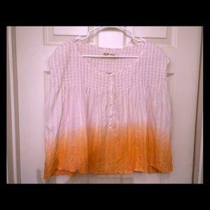 Free People dip-dye tunic